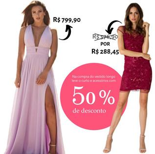 Look Completo de R$ 1.376,80 por 10x de R$ 108,83