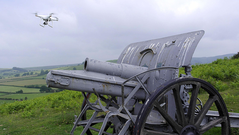 Field gun Erwood