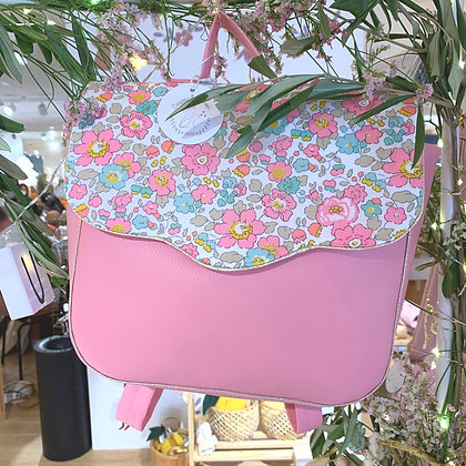 Cartable maternelle liberty betsy cupcake