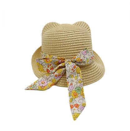 Chapeau de paille liberty Betsy Soleil