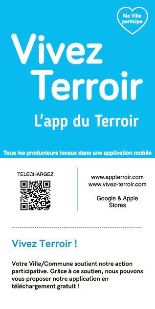 Vivez Terroir flyers communes preview pa