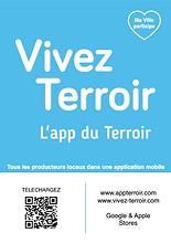 Affiche Vivez Terroir l'App du Terroir.p
