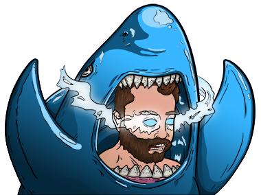 Basic Land Shark Profile
