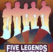 Five Legends, Five Guitars