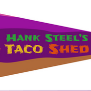 Hank's Taco Shed Pennant