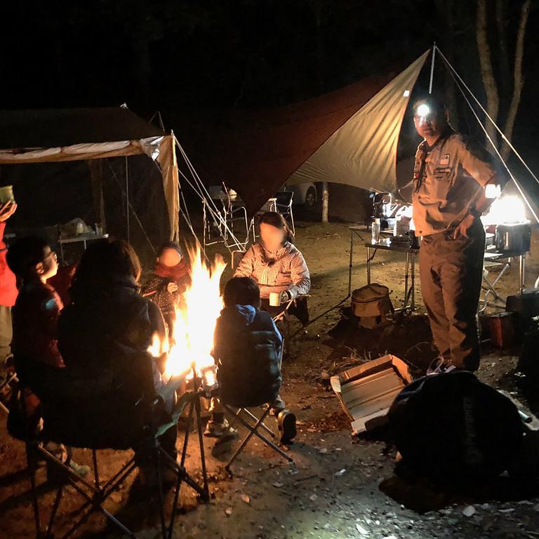 キャンプの楽校 お父さんだけのソロキャンプ講座