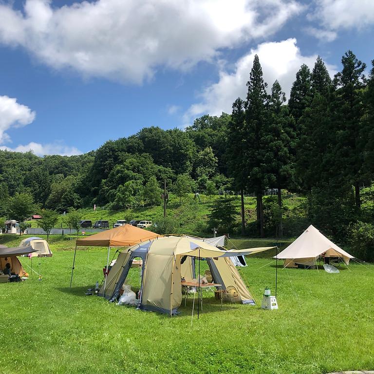 キャンプの楽校 超初心者限定!一晩で達人になれるキャンプ講座 春バージョン