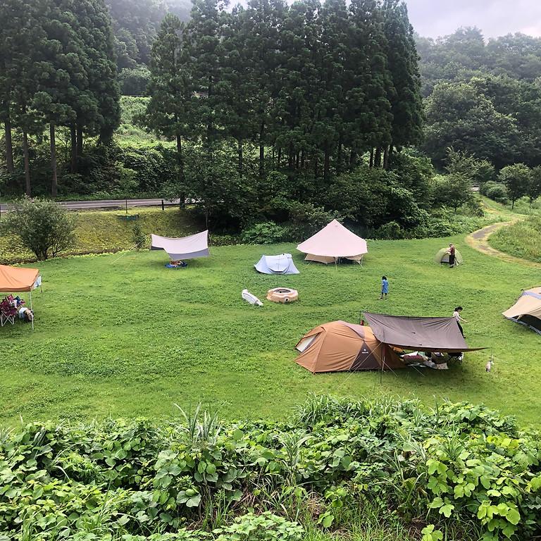 キャンプの楽校 超初心者限定!一晩で達人になれるキャンプ講座 夏バージョン (1)