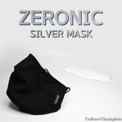 2.Zeronic Silver Mask