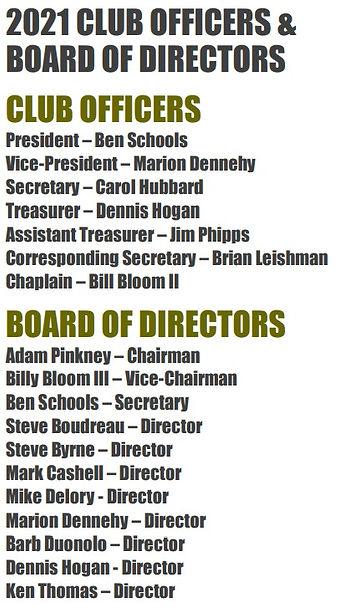 2021 Club Officers & BOD.jpg