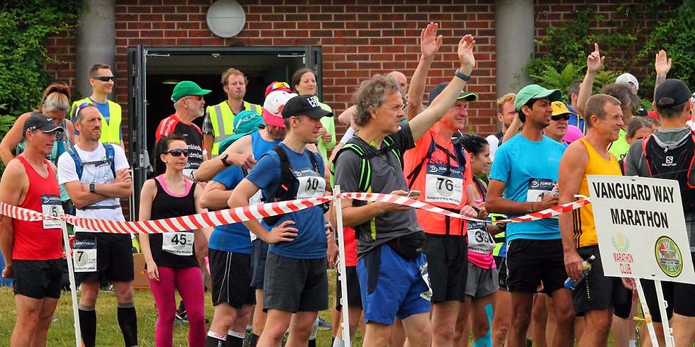 Vanguard Way Marathon and Half Marathon