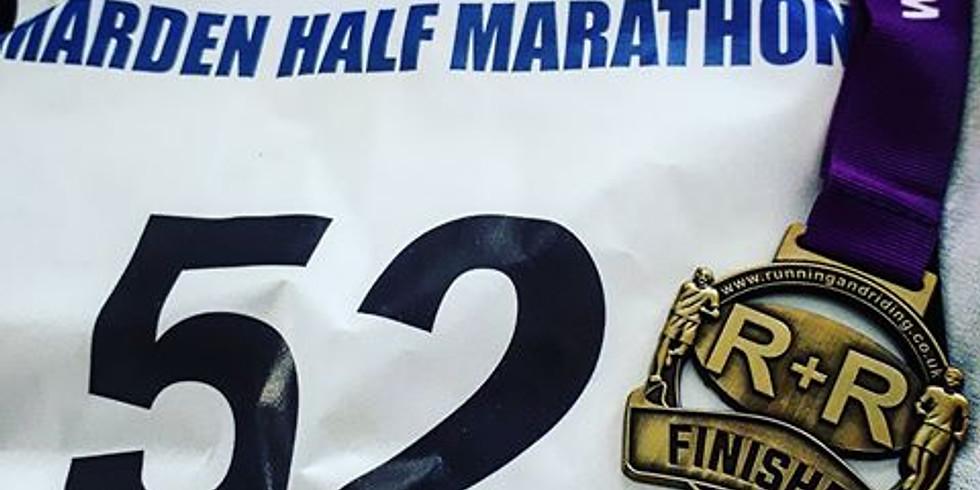 Marden Half Marathon & 10k