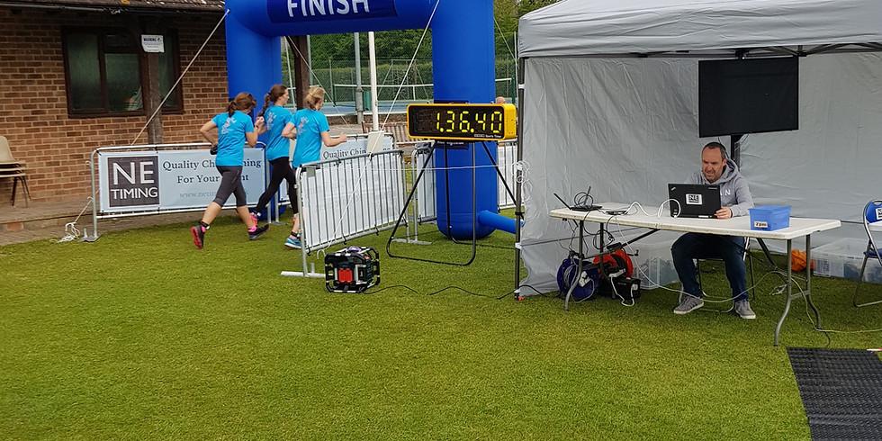 Staplehurst Summer 5k Series - Race 2