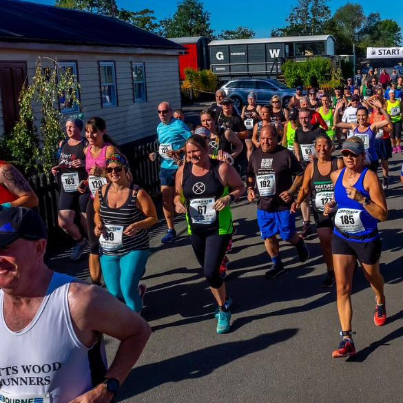 The Great Northiam Run