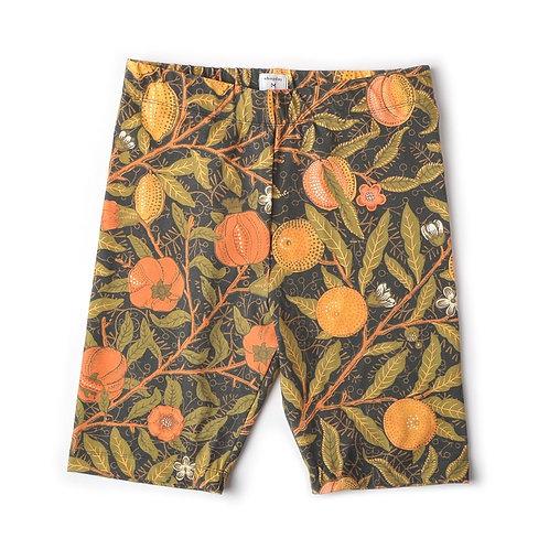 Bike Shorts in Garden