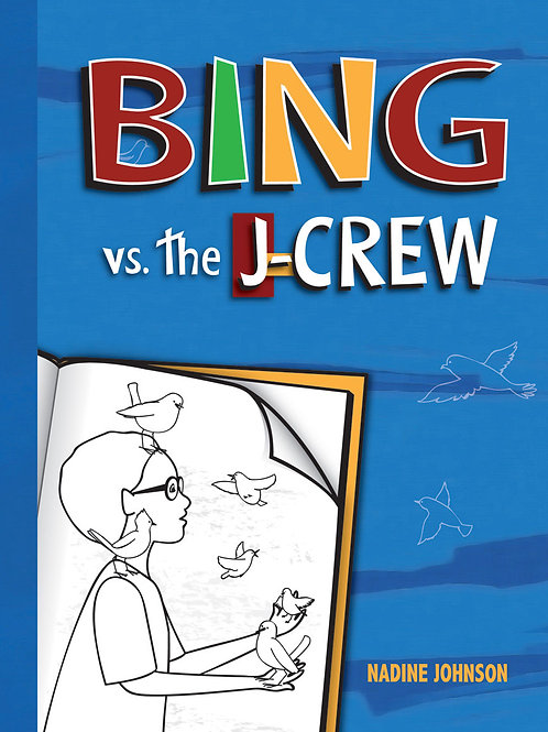 Bing vs. the J-Crew