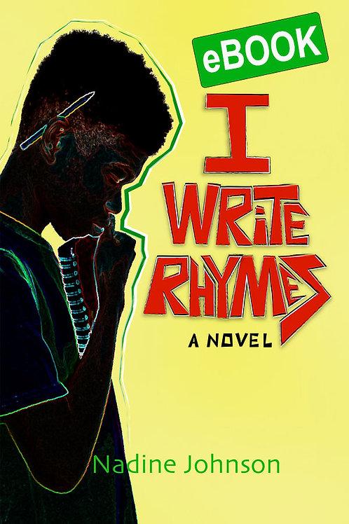 I Write Rhymes - Ebook
