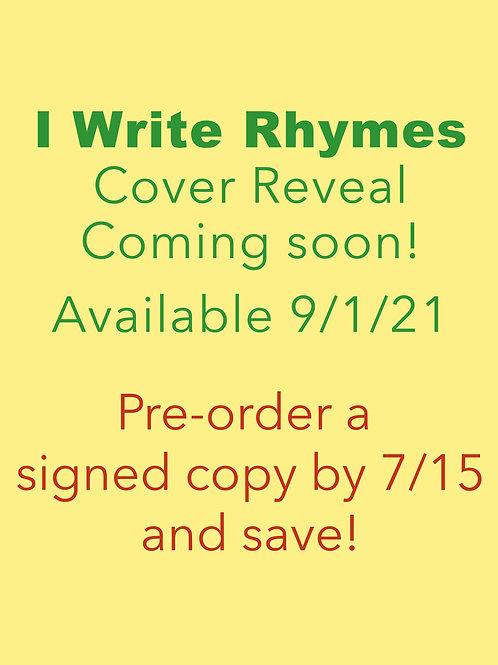 I Write Rhymes