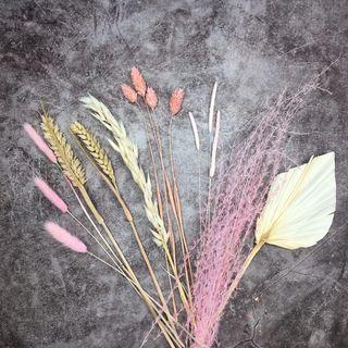 CRAFT FLOWERS (PINK & WHITE)