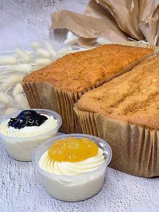 CAKE LOAVES  (VEGAN)