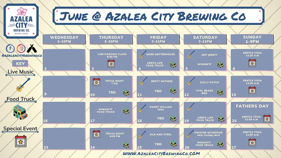 1920 Azalea City Brewing Company Weekly