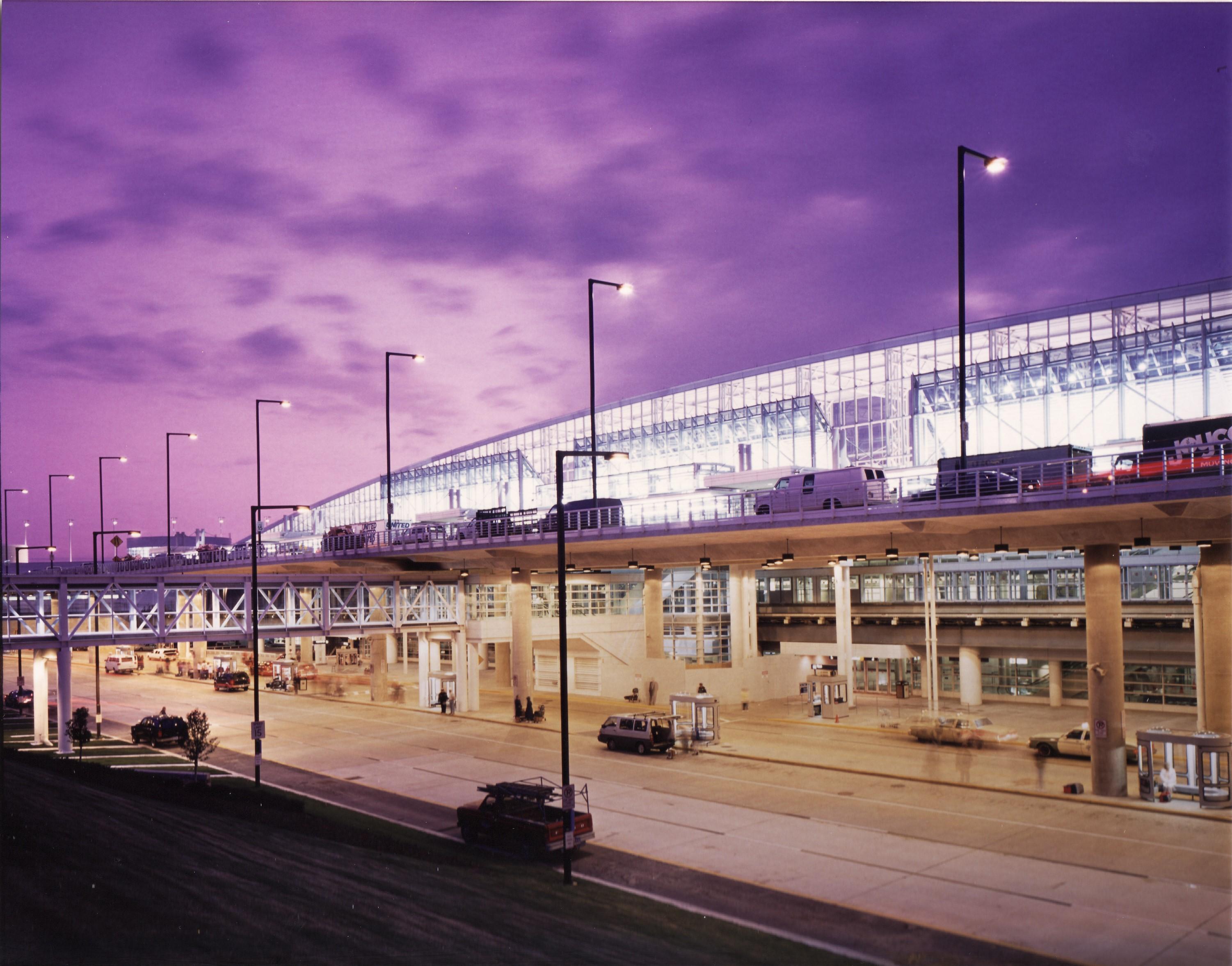 O'Hare Airport Terminal 5