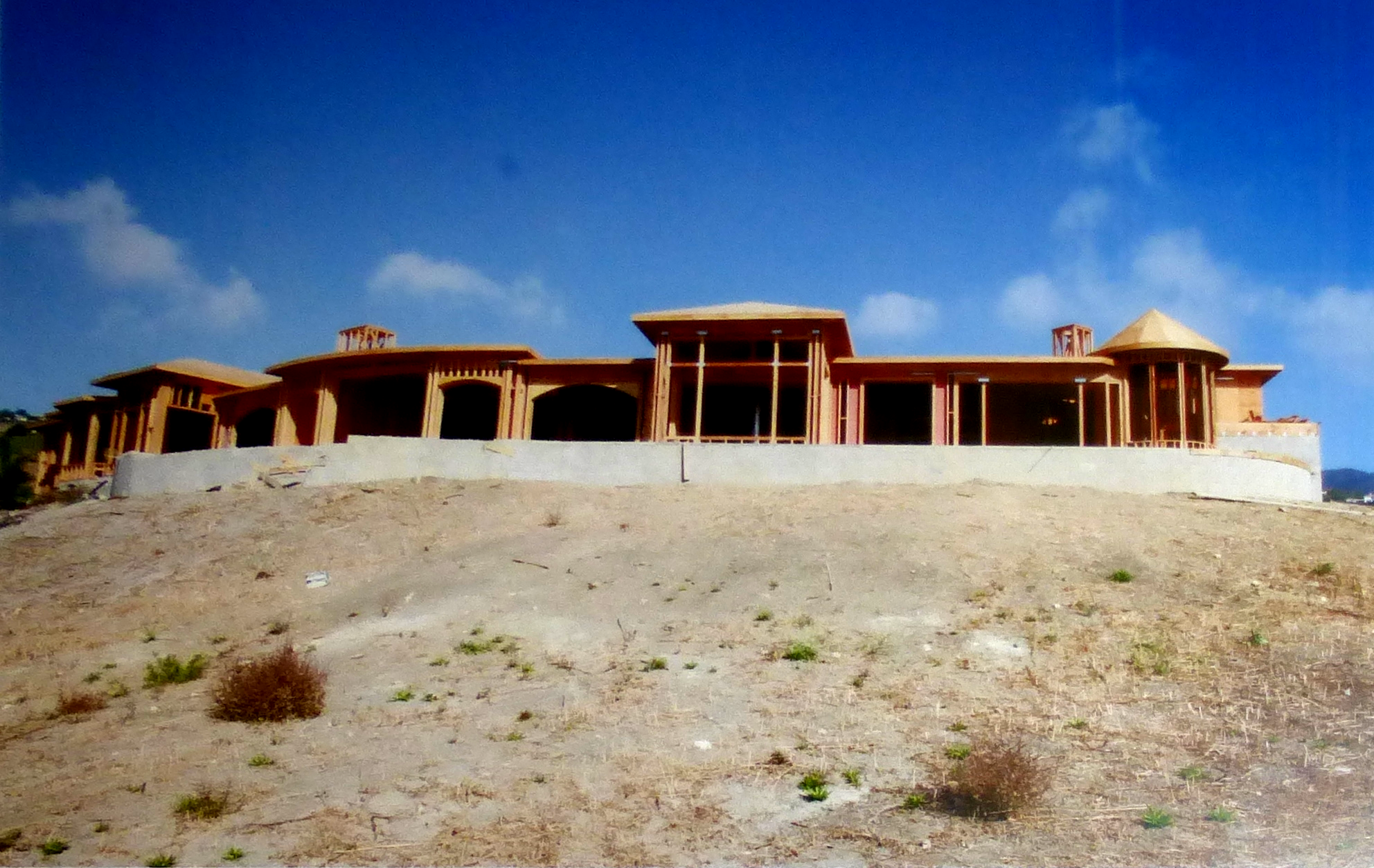 Malibu Hillside Residence