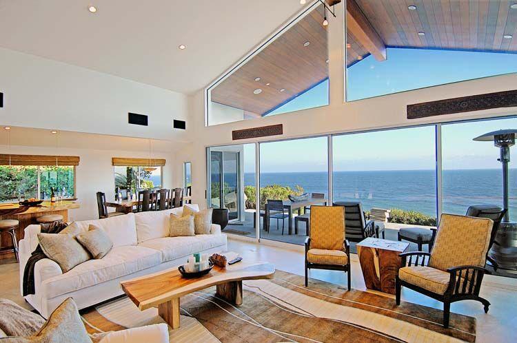 Malibu residence - inside