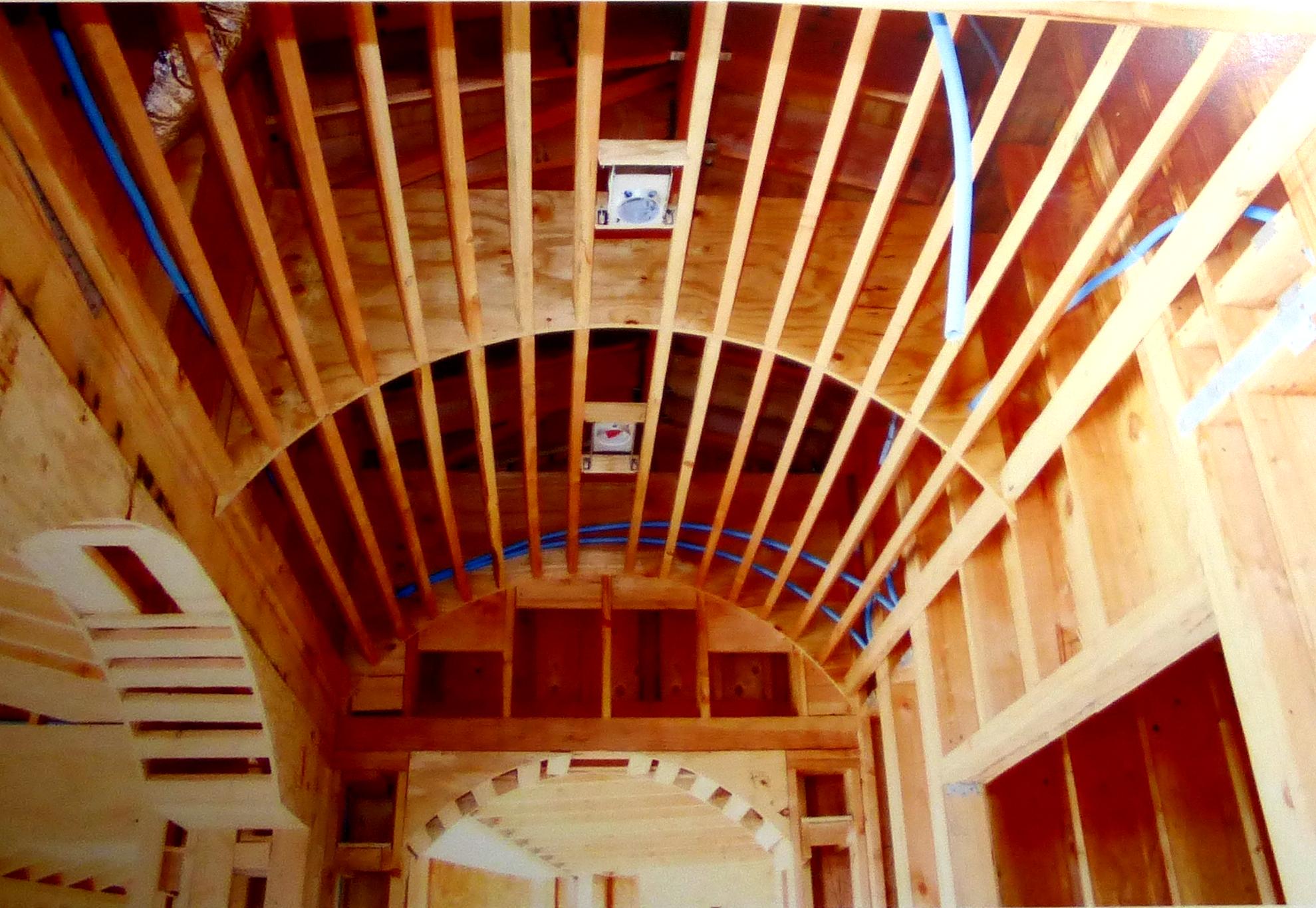 Malibu Hillside Residence interior