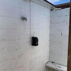 Lena Moser Pool Bathhouse
