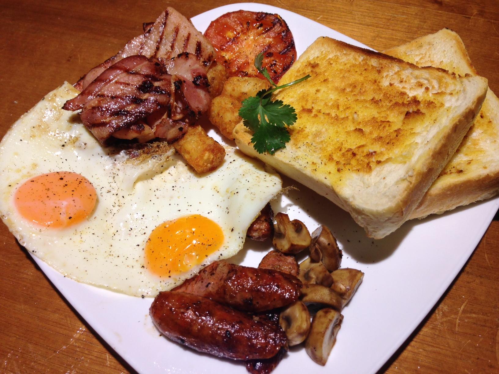 'Lil' Big Breakfast