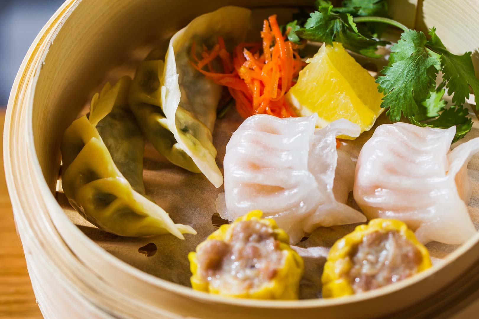 Vietnamese Mixed Steamed Dumplings
