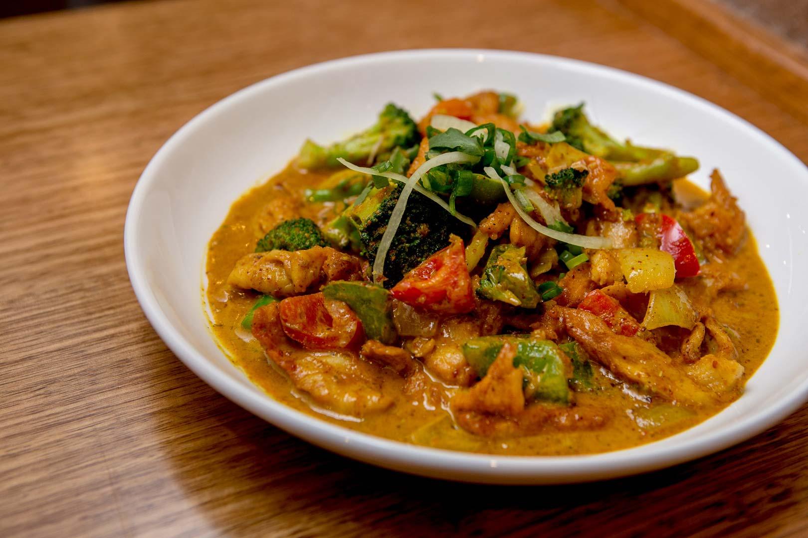 Vietnamese Curry Chicken