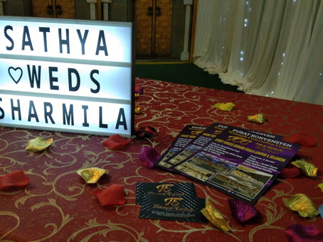 SATHYA WEDS SHARMILA