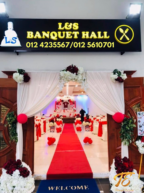 Ballrooms For Rent in KL & PJ  Annual Di