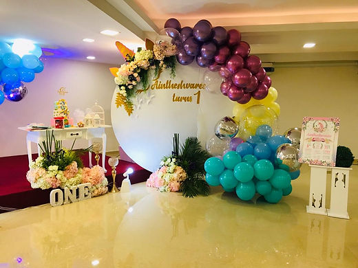 simple birthday stage decoration.jpg