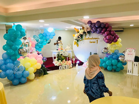 balloon color combination for birthday.j