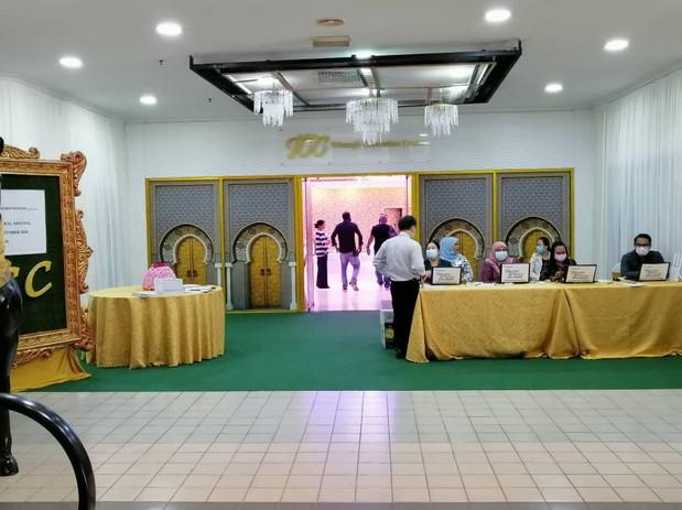 Corporate Event At TCC