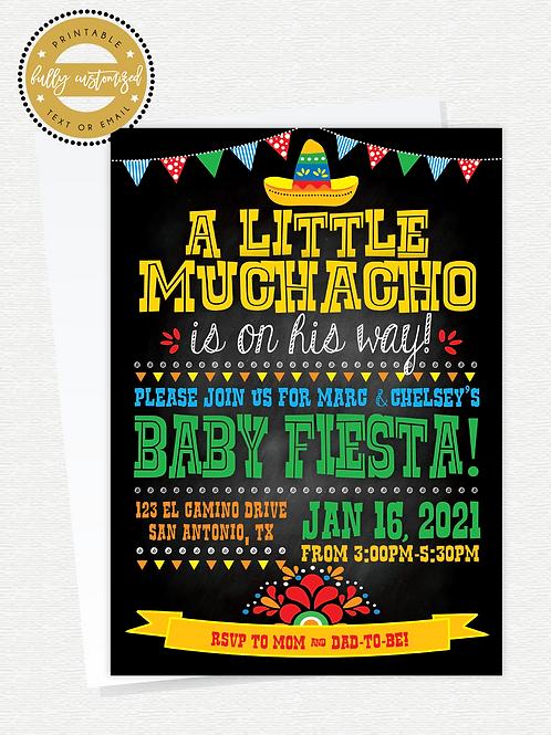 Little Muchacho Fiesta