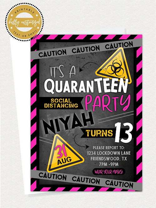 QuaranTEEN Party 2
