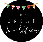 the great invitation logo