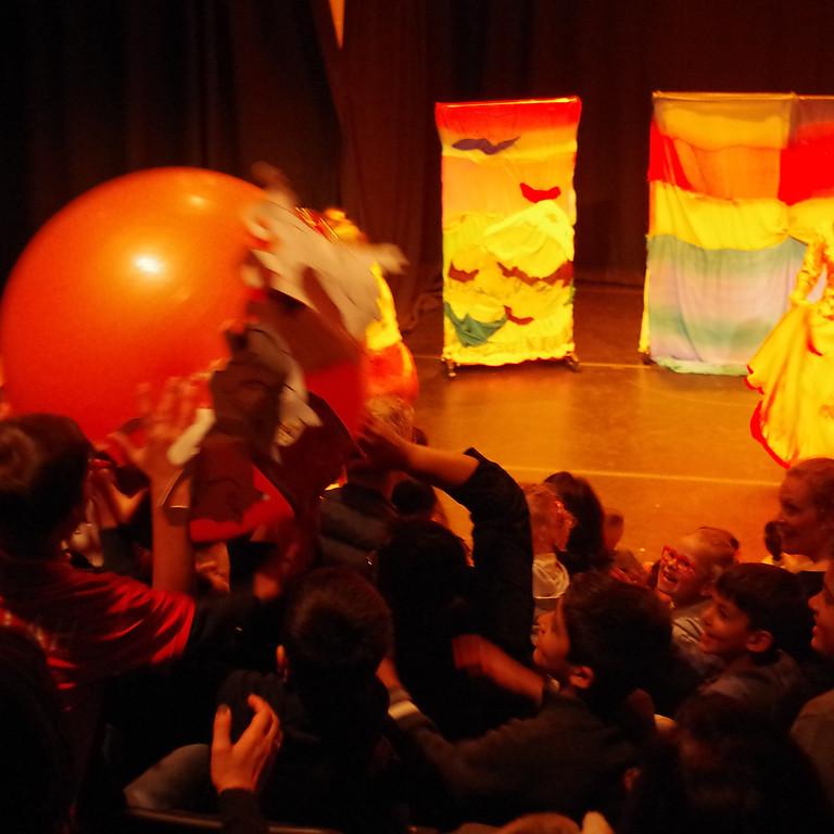 Hanuman Tales (In a Temple!)