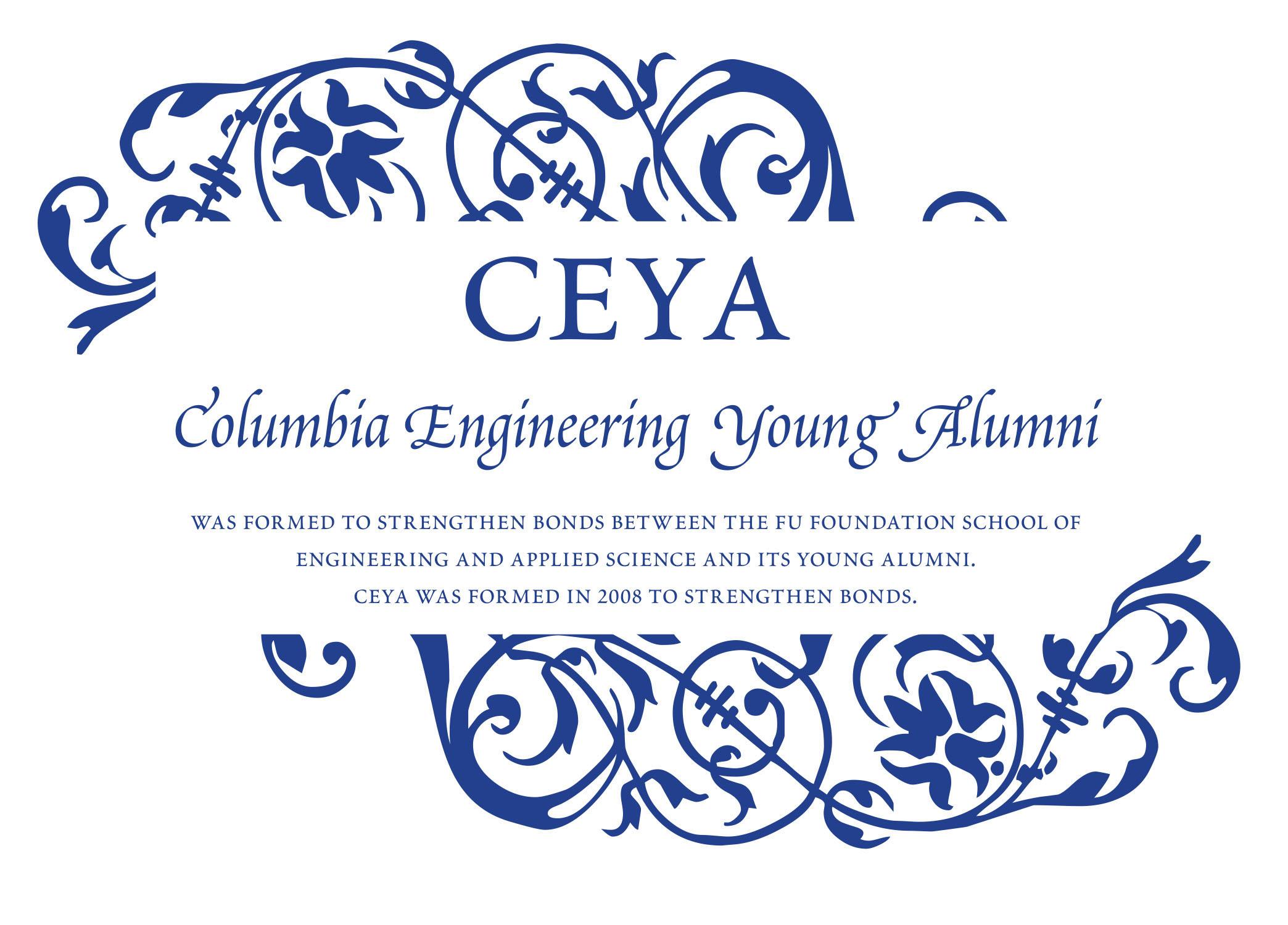 Columbia University Alumni Mailer