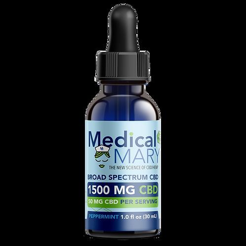 1500 MG Broad Spectrum Oil