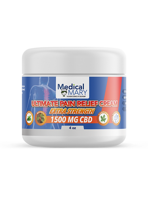 Ultimate Pain Relief 1500 MG CBD