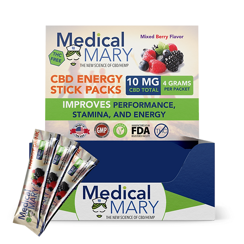 Stick Packs (Mixed Berry Flavor)