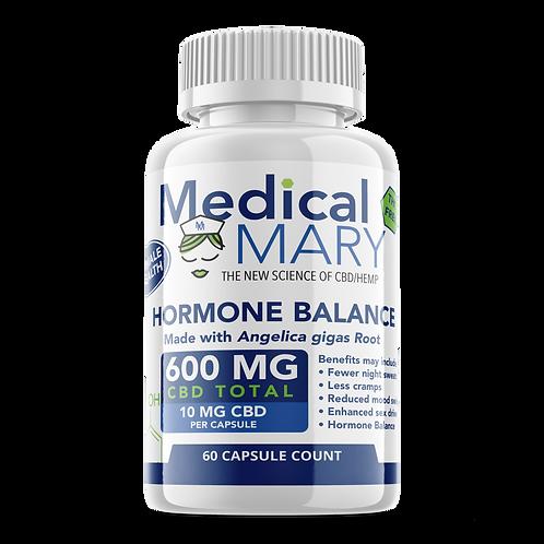 Hormone Balance Capsules (For Women)