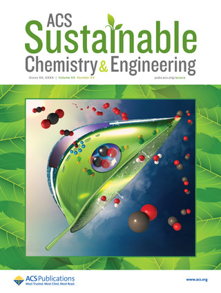 ACS Sustainable Chemistry & Engineering Cover