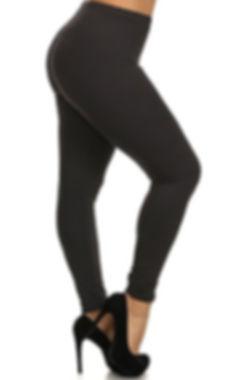 Curvy Full Length Leggings