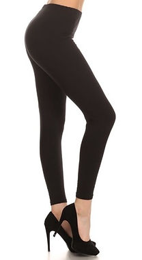 One Size Full Length Leggings